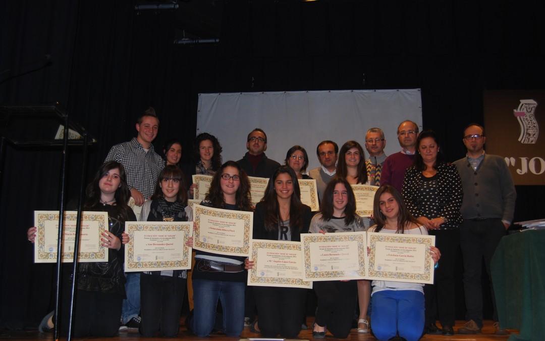 Entrega de Premios a la Investigación 2011  Acto Institucional