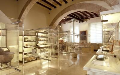 Cierre temporal del Museo Arqueológico José María Soler