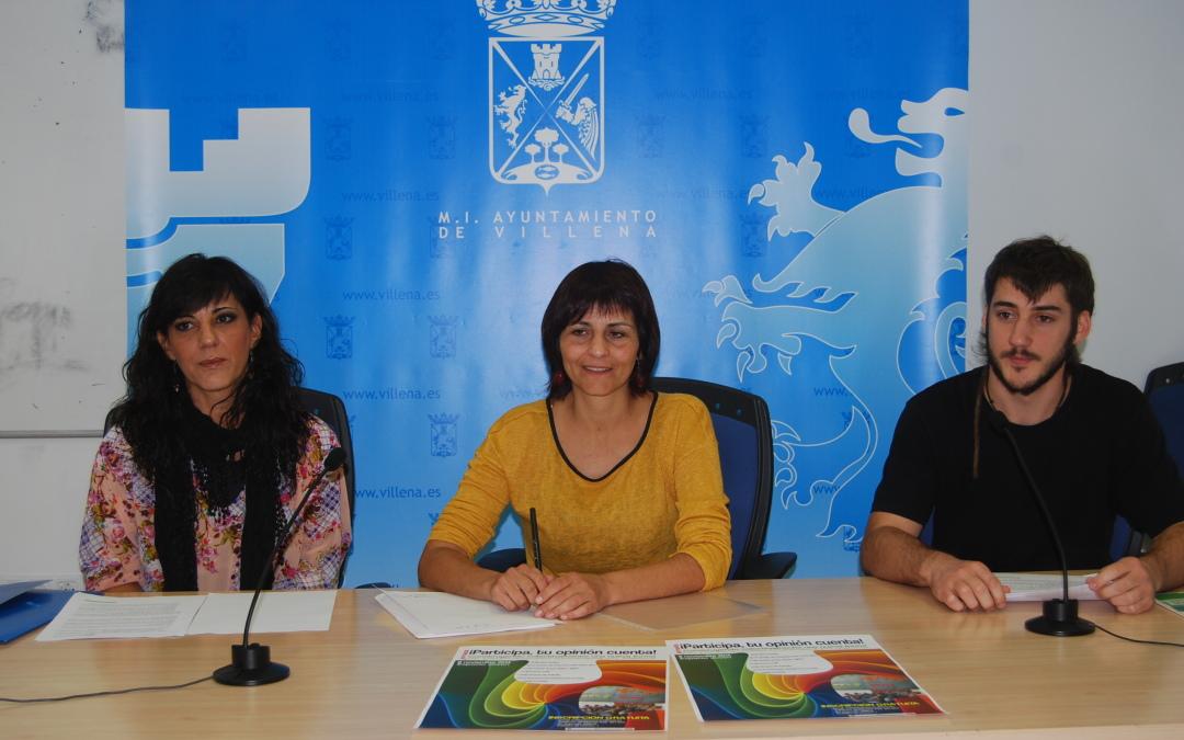 Jornadas para establecer el nuevo Reglamento de Participación Ciudadana
