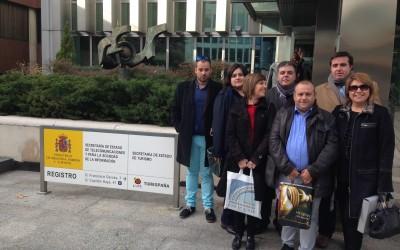 Villena vuelve a Madrid para reclamar la declaración de Fiestas de Interés Turístico Nacional a sus Moros y Cristianos