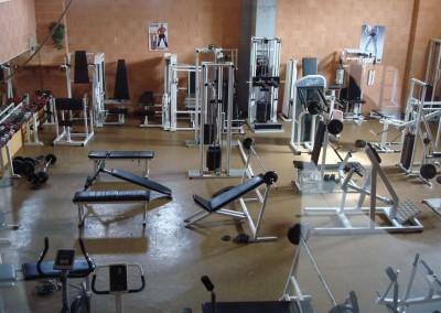 FDM-gimnasio musculación