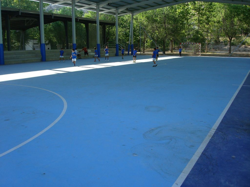 FDM-pista futbol sala