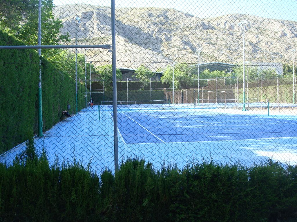 FDM-pistas tenis