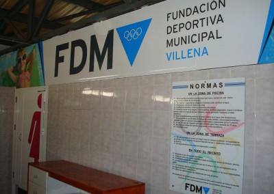 FDM-vestuarios interior