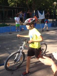 Triatlón Infantil