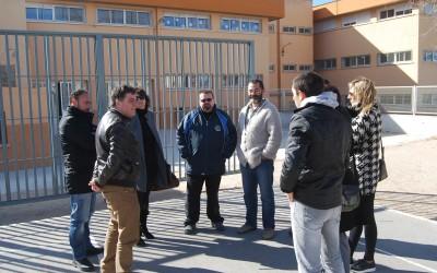 La concejalía de Deportes reparará varias pistas en los colegios de Villena