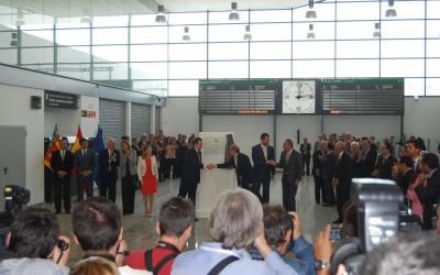 La Diputación de Alicante mantiene el compromiso de construir los accesos a la estación AVE de Villena  por Santa Eulalia