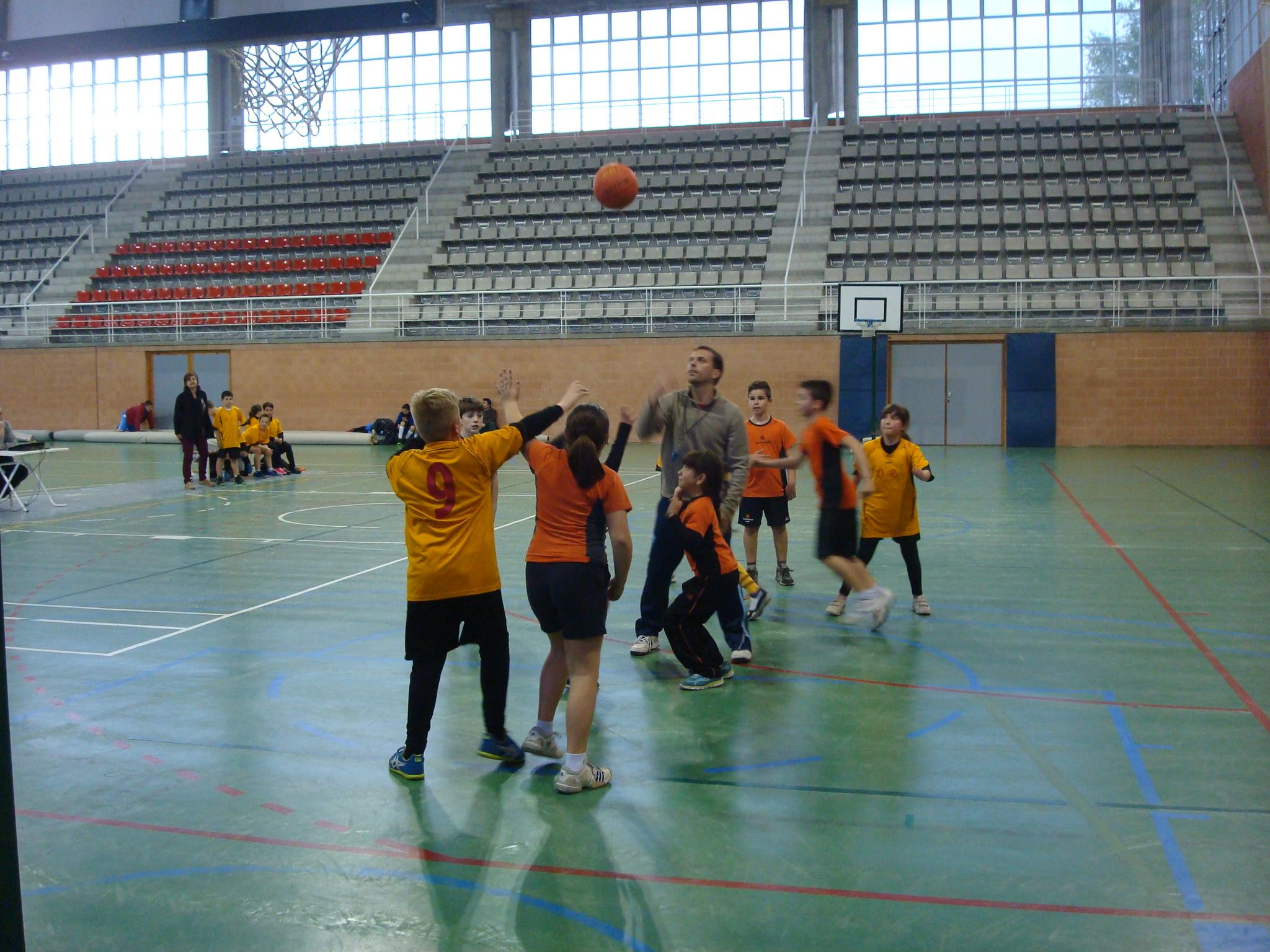 Juegos basket