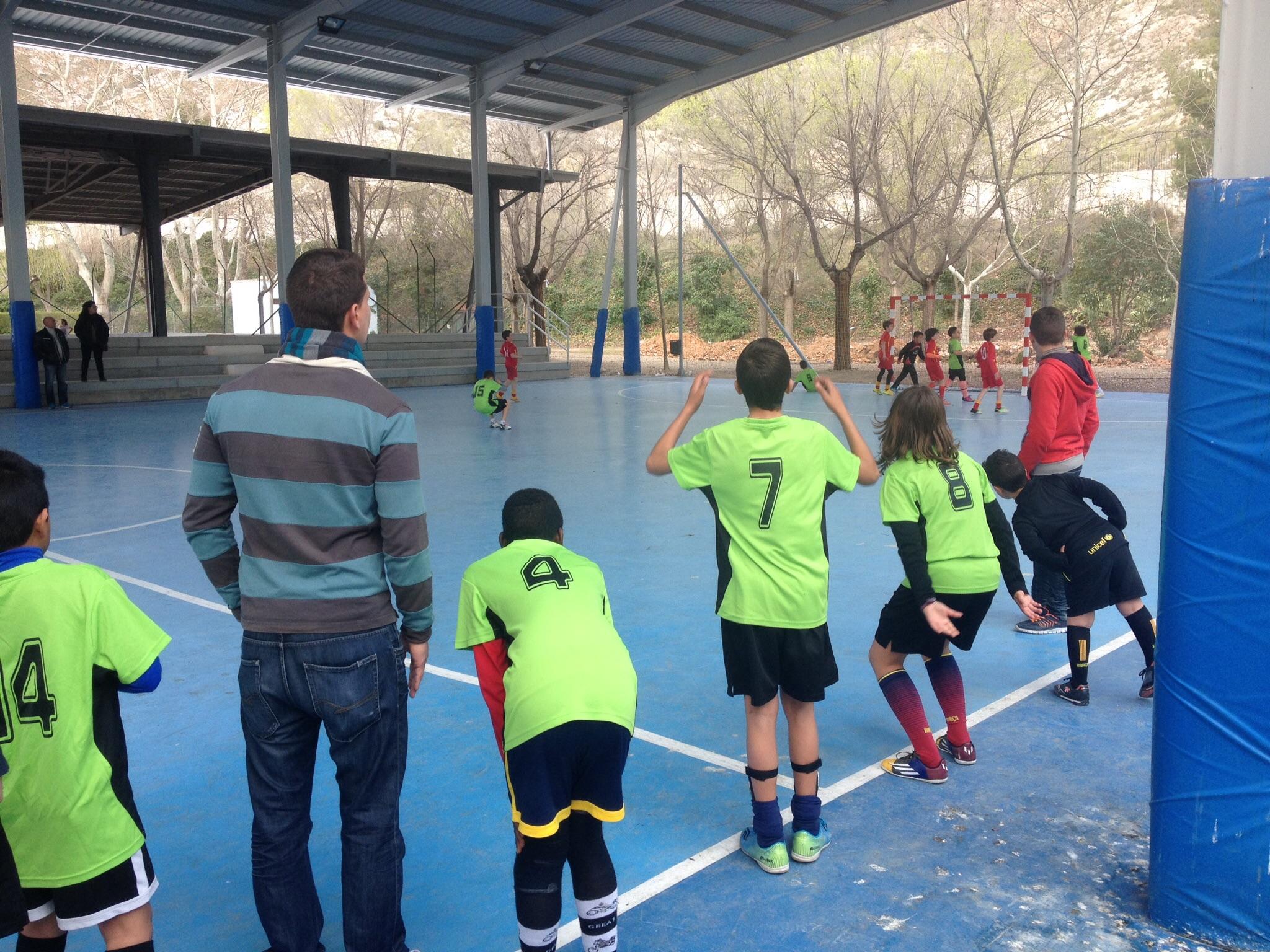 Juegos Deportivos CV 2015