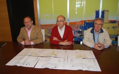 Campaña para la restauración de la torre de Santiago