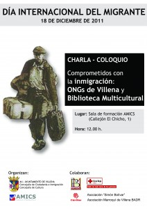 CARTEL MIGRANTE 3