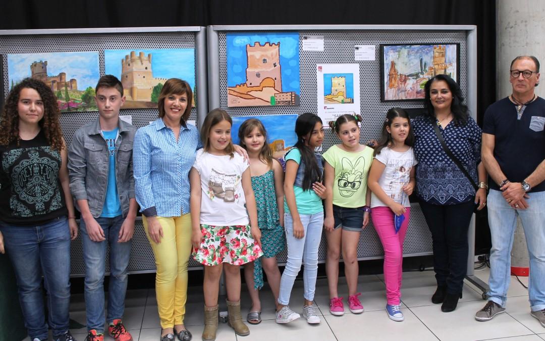 ayer mircoles se entregaron los premios infantiles y juveniles del concurso de pintura rpida
