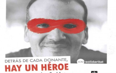 Mañana, 29 de mayo, hay donación de sangre en el Colegio Salesianos