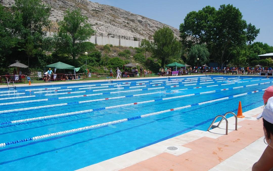 el domingo 9 de agosto apertura de la piscina al p blico