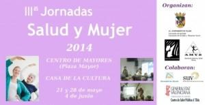 3as Jornadas Salud y Mujer