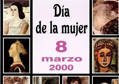 CARTEL 8 Marzo 2000