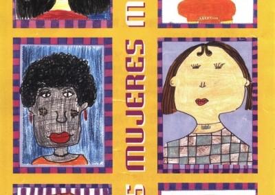 CARTEL 8 Marzo 2003