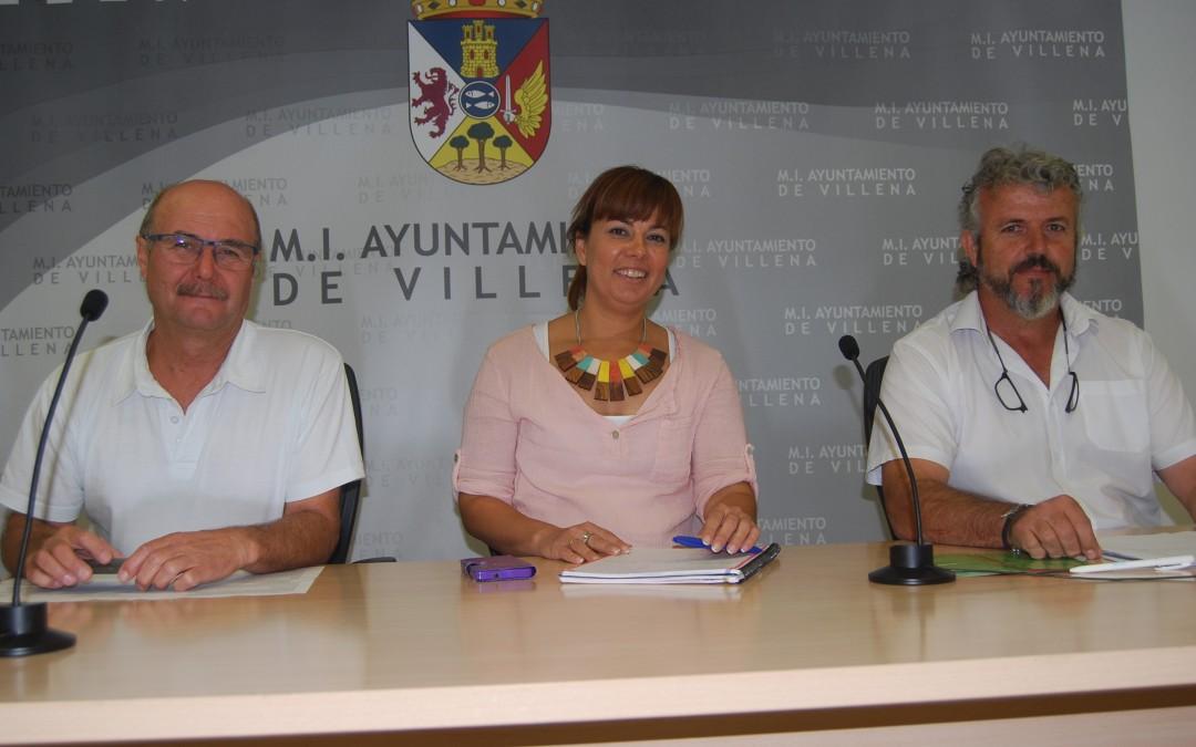 Más participación ciudadana en la Feria de Muestras de Villena