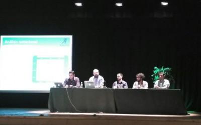 Presentación del Centro de Apoyo al Deportista FDM Villena