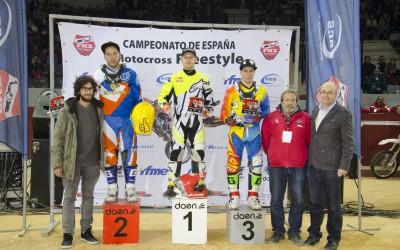 Villena corona al nuevo Campeón de España de freestyle