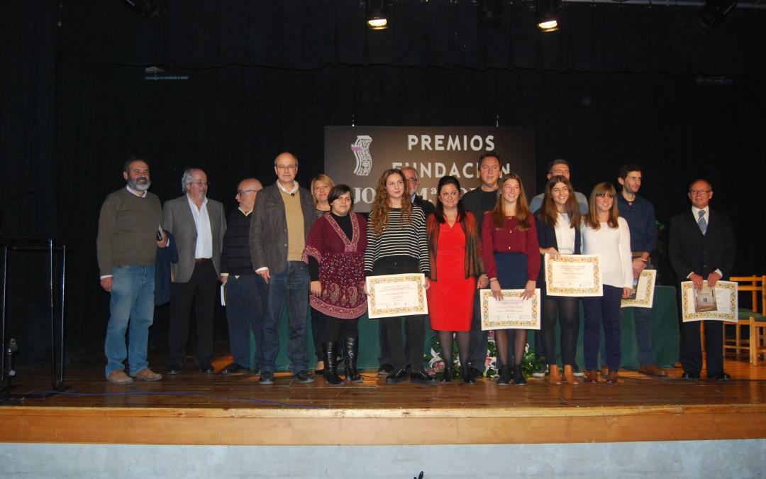 Anoche se entregaron los Premios de Investigación de la Fundación José María Soler