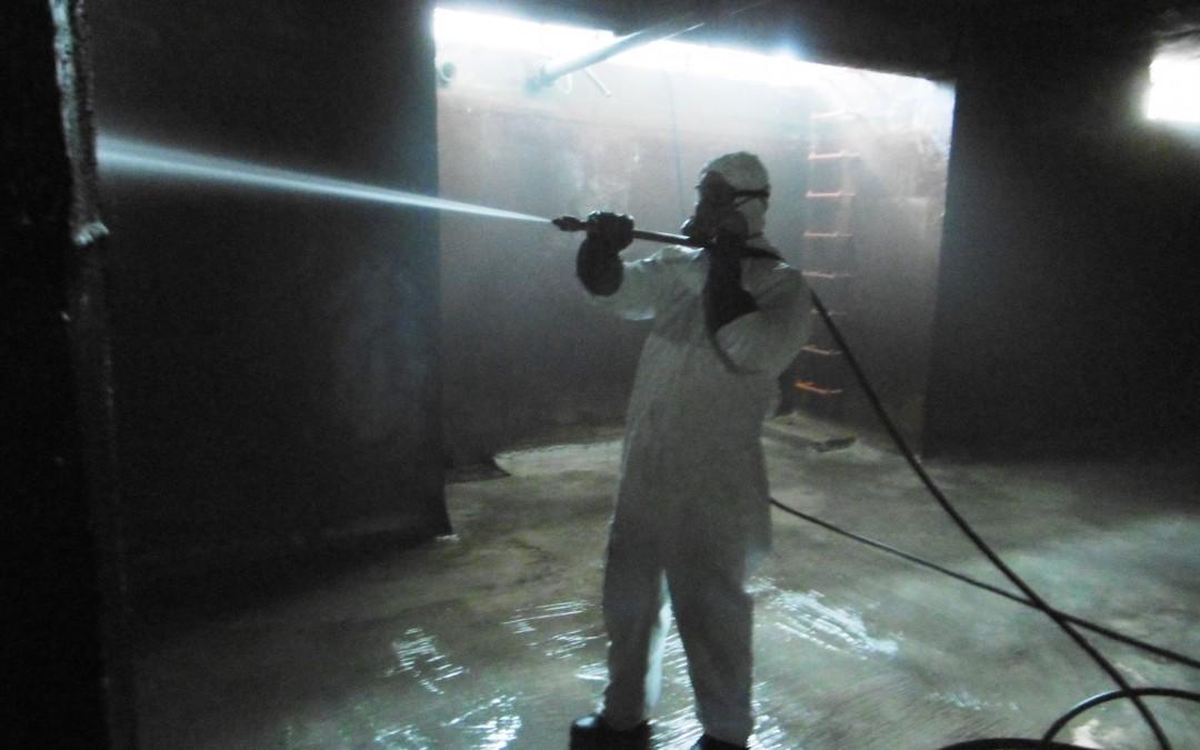 Resultado de imagen de limpieza depósito