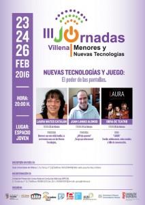 upcca cartel Menores Nuevas Tecnologías 2016