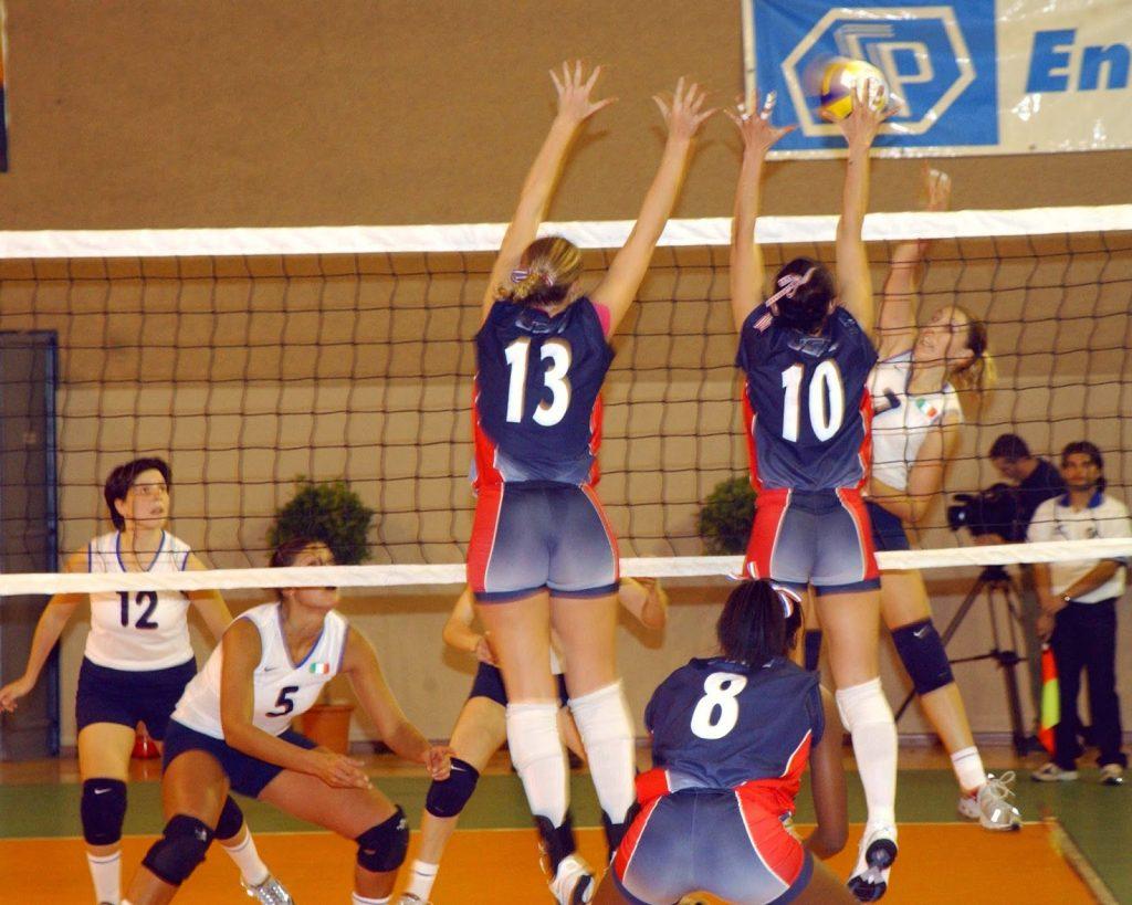 12h voleibol