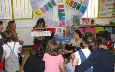 """""""Tarde de familia y cuentos"""", una nueva actividad en la Biblioteca """"La Paz"""""""