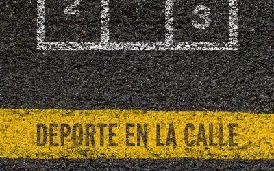 """Llega el evento Deportivo más esperado del año: """"Deporte en la Calle"""""""