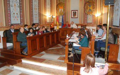 Aprobados el pliego de limpieza de edificios públicos y la ordenanza para la regulación de ocupación pública de sillas y mesas