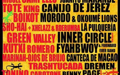 El festival de música Rabo Lagartija sigue creciendo en Villena