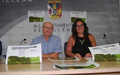 Estudio público del paisaje forestal en Villena