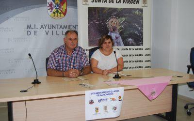 La llegada de La Morenica marca el inicio de Las Fiestas en Villena