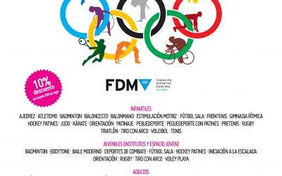 Listados Escuelas Deportivas FDM (Infantiles)