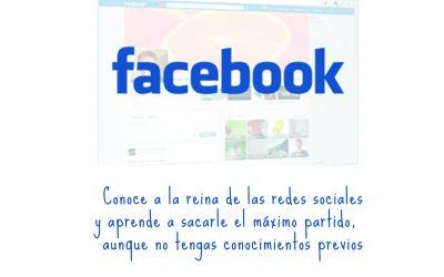 Taller gratuito de iniciación a facebook