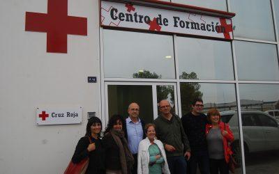 Cruz Roja abre el centro formativo cedido por el Ayuntamiento