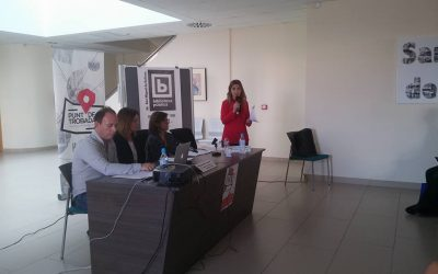 """Las Bibliotecas Municipales de Villena en el III Punt de Trobada con """"Palabras que acunan, bibliotecas que cuentan""""."""