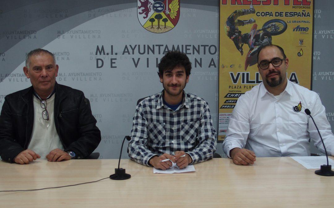 Vuelve a Villena el mejor freestyle de España