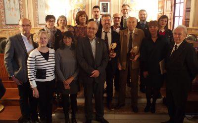 Villena conmemora la Constitución con un reconocimiento a la cultura y la memoria patrimonial