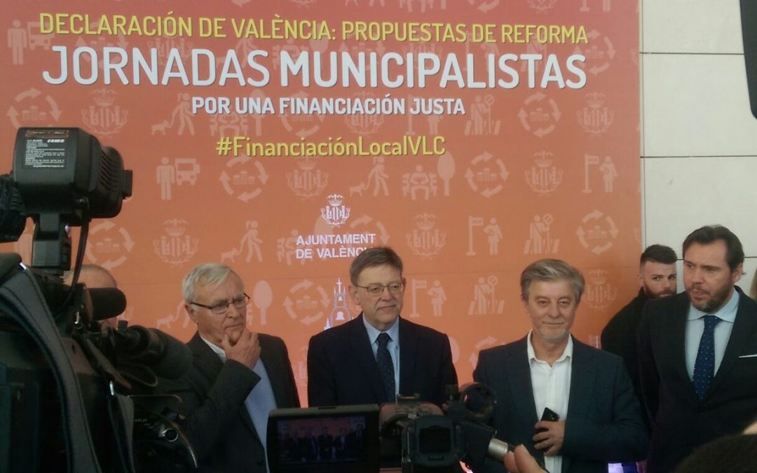 Villena se une a la campaña en favor de la financiación local