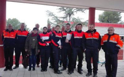 El nuevo equipo de Protección Civil cumple 6 meses