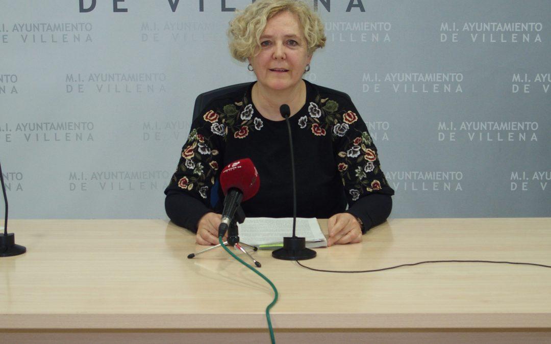 Iniciadas las obras de reurbanización en Villena