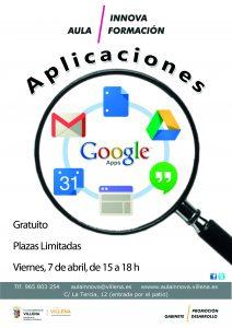 Cartel Google Apps