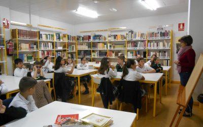 """…. y las Bibliotecas de Villena se inundan de """"Agentes de biblioteca"""""""