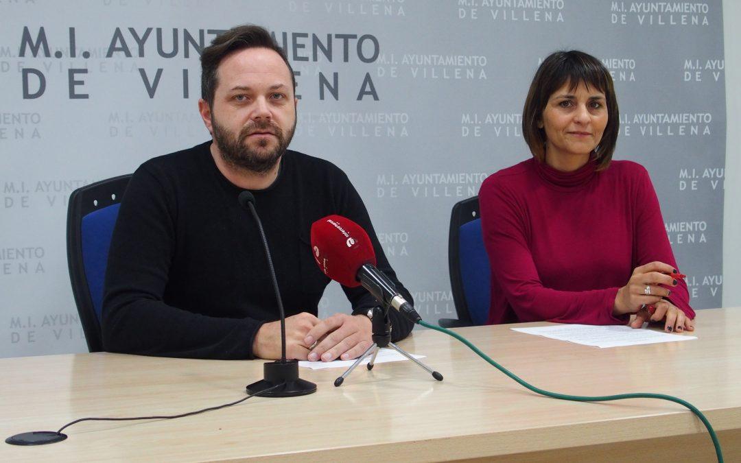 Villena vuelve a solicitar subvención para los cursos de Castellano