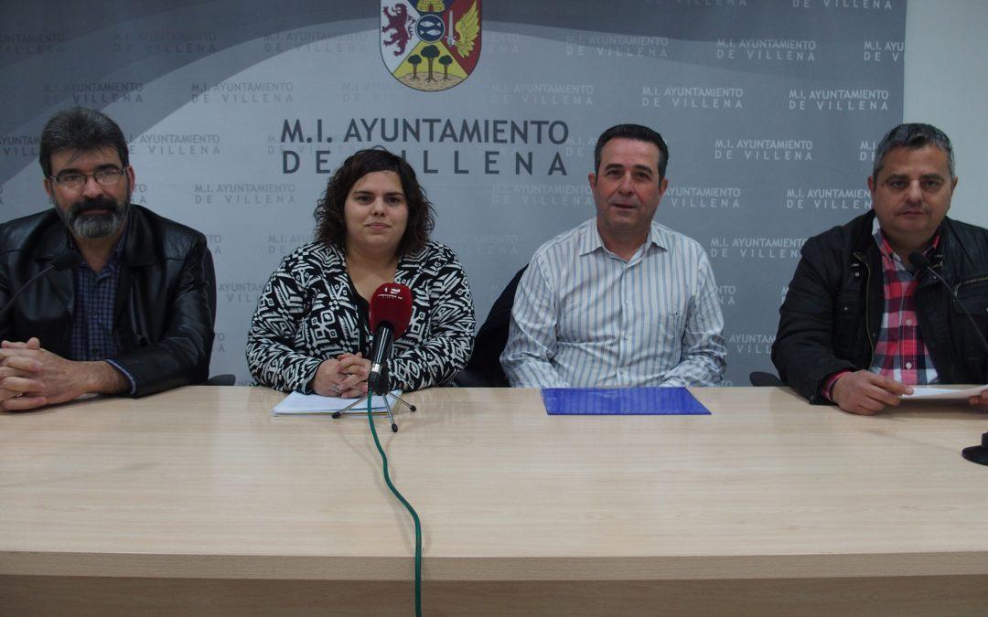 Francisco Javier Esquembre será el pregonero de la Semana Santa en Villena