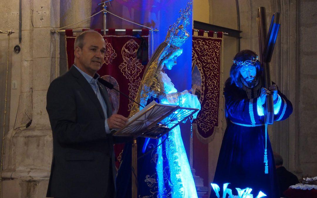 Comienzan los actos de Semana Santa en Villena