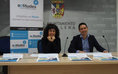 Villena acoge la conferencia de Fernando Botella, uno de los mejores speakers del panorama mundial