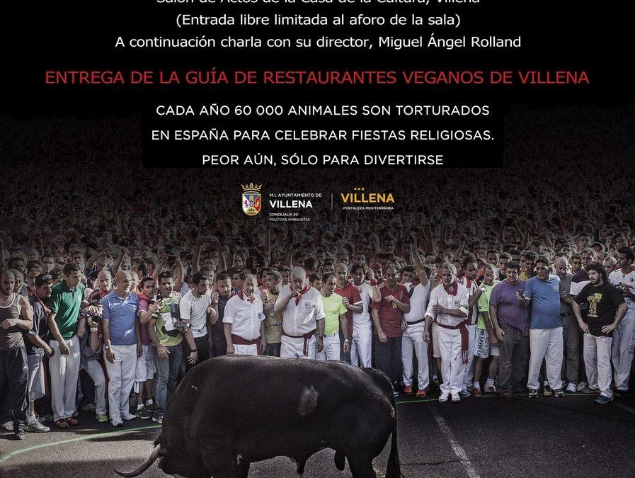 """Documental """"Santa Fiesta"""" en la Casa de Cultura"""